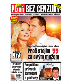Plzeň bez cenzury