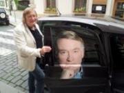 Režisér Vít Olmer zahájil kontaktní kampaň na Zbraslavi