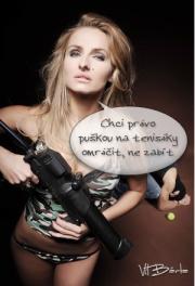 Vzkaz od kulatého stolu: Buďte odvážnější – více nesmrtících zbraní a to všude!