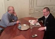 VIDEO UVNITŘ: Popovídal jsem si s Jančurou. Bez moderátora to taky jde