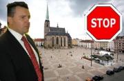 """VÍME PRVNÍ: Plzeňský místostarosta Neubauer bude """"brečet"""": ÚOHS zamázl jeho tendr"""
