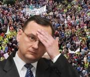 CVVM bez příkras: Ano, premiére, rozumíte dobře. 89% lidí nesnese vaší vládu