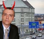 Život obyvatel v Cihelní ulici se změnil v peklo. Může za něj Stanjurův náměstek Hampl?