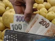 Fakta z ČSÚ: Za první čtvrtletí nejvíce zdražily potraviny, brambory o 40%!