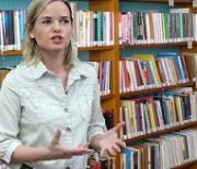Klasnová bojuje za knihovnu na Pohořelci: Chodily sem už Masarykovy dcery!