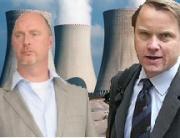 Skokan proti Bursíkovi v ČT: Hrozí jaderný tunel?