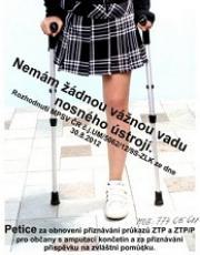Vláda stojí na brzdě: Pomoc handicapovaným se odkládá