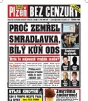 Záhadná smrt bílého koně ODS. Plzeň bez cenzury vychází