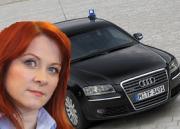 """Ze spisu: """"Sledují mě"""": hlásil řidič Nagyové, která na něj sledku poslala"""