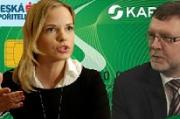 Dopolední pašování ODS: Klasnová varovala před pozměňovákem Stanjury, otevírá sKartu č.2?