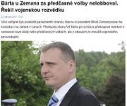 Věštírna v Delfách hadr: Idnes.cz opět zavádí s titulkem