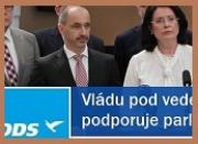 Skvělá koláž ODS. Navrhuji zarámovat