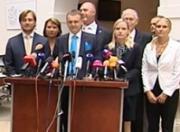 TK VV: Sněmovnu rozpustíme, do voleb jdeme