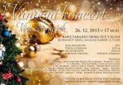 Zvu vás na vánoční koncert do Plzně