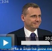 Osvobození: Vít Bárta v ČT